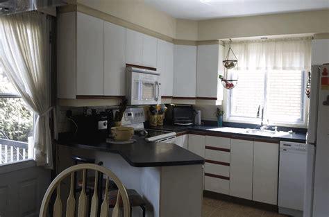 renovation cuisine bois r 233 novation de cuisine en bois armoires sur mesure