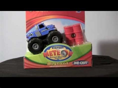 Bigfoot Review Meteor The Mighty Trucks