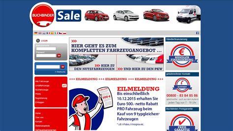Charterline Fuhrpark by Buchbinder Gebrauchtwagen Auto Izbor