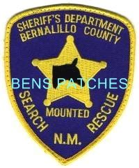 Bernalillo County Sheriff Warrant Search Ben S Patch Collection