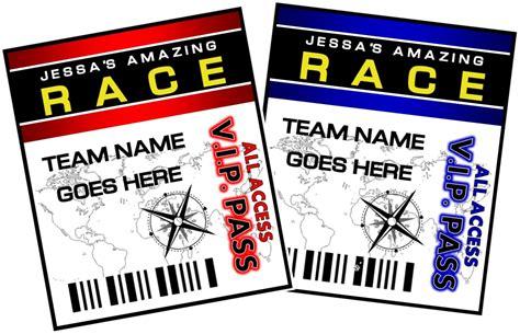 printable amazing race birthday invitations amazing race party supplies and invitations
