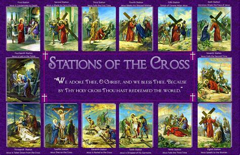 printable images stations of the cross episcopal stations of the cross printable stations of
