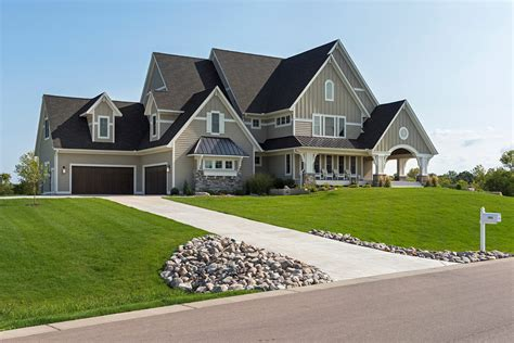 house builder custom home exteriors custom home builders new home communities in lakeville and minneapolis mn