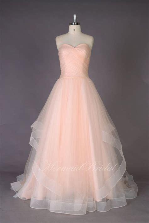 %name Blush Colored Dress   PD16035 blush colored long chiffon bridesmaid dress prom dress
