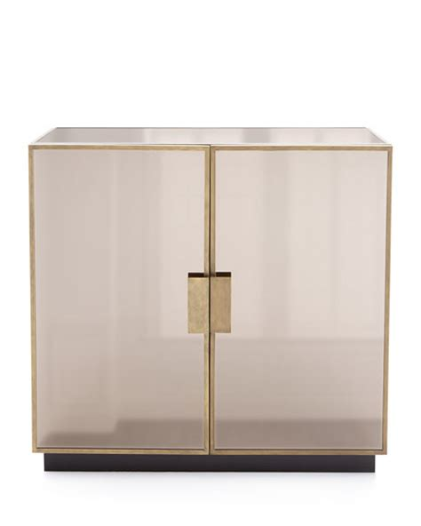 Mirrored Bar Cabinet Elsa Mirrored Bar Cabinet