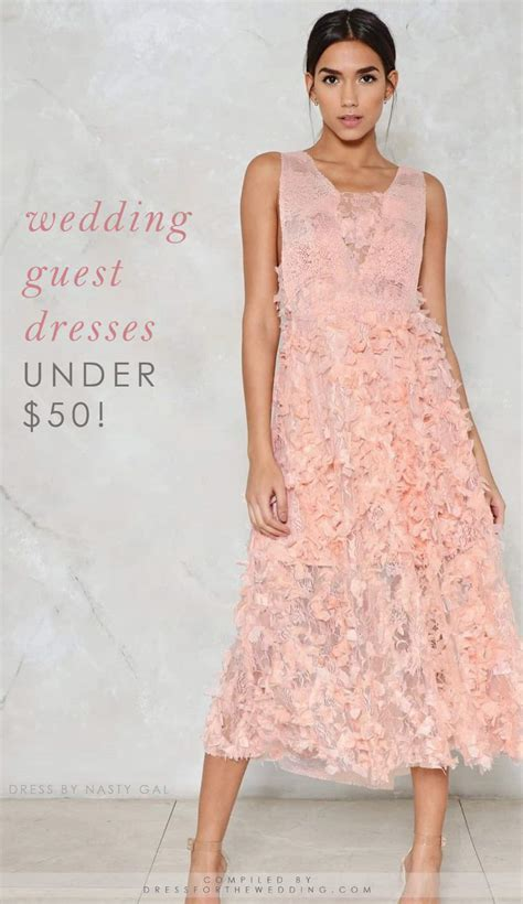 Wedding Guest Dresses Under $50   Dress for the Wedding
