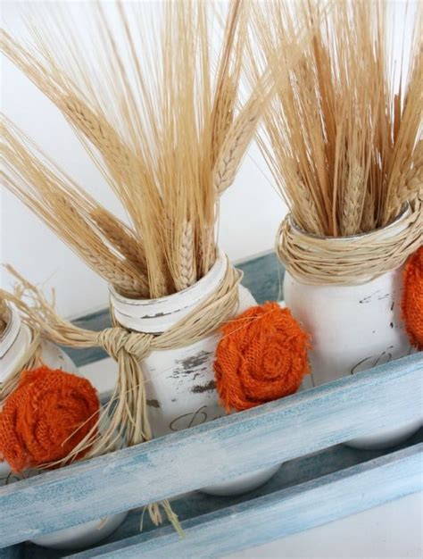 24 warming and cozy wheat decorations for fall digsdigs