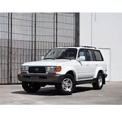 1996 Toyota Land Cruiser FJ80 For Sale On BaT Auctions