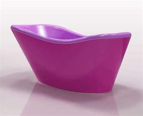 Nina series from Gruppo Treesse ? modern customizable tubs