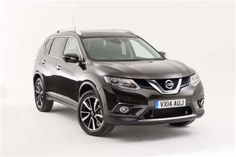 Nissan X Trail 1 6 Dci Tekna 5 Seat Contract Hire And Car
