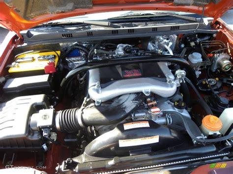 Suzuki V6 Engine 2006 Suzuki Xl7 7 Passenger 2 7 Liter Dohc 24 Valve V6