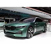 Forte Based Kia Novo Concept Hints At Brand's Future