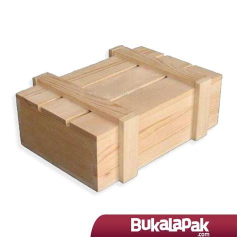 jual packing tambahan peti kayu demi keamanan pengiriman