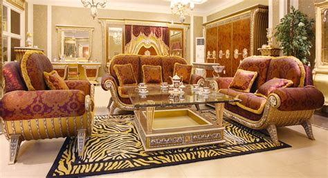 Antique Style Living Room Furniture European Style Antique Vintage Comfortable And Soft Living Room Sofa Set Living Room Furniture