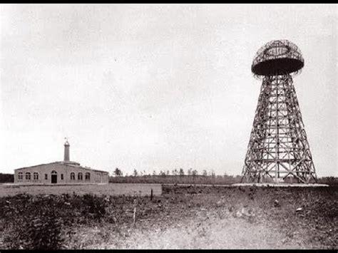 la torre tesla 191 electricidad sin cables quieren reconstruir la torre tesla youtube