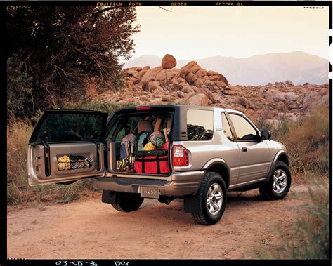 how it works cars 2003 isuzu rodeo spare parts catalogs 2001 isuzu rodeo sport information and photos zombiedrive