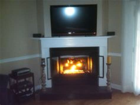 corner fireplaces corner gas fireplaces with tv above