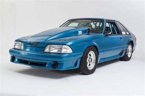 Lsh Cold Black by Lsh Racing Ford Mustang