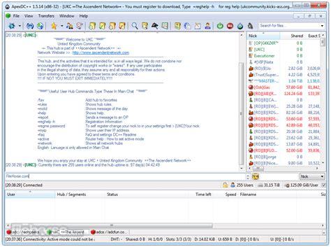 erecerbaiking http static filehorse com screenshots apexdc 1 6 4 download free repack on pc win 64 bit with