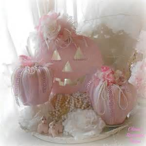 pinke dekoration pink princes pumpkin decoration