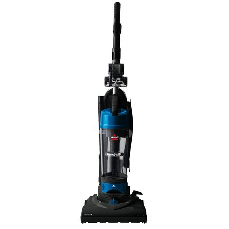 Bagless Vacuum Shop Bissell Aeroswift Compact Bagless Upright Vacuum At