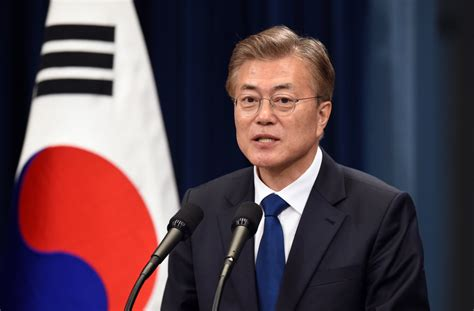 South Korea Address Lookup South Korea President Moon Jae In Vows To Address Korea S Nuclear Ambitions