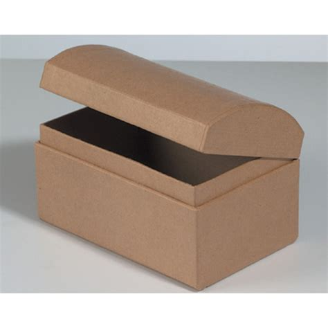 Make Paper Mache Boxes - d160 wholesale bulk paper mache treasure chest box buy