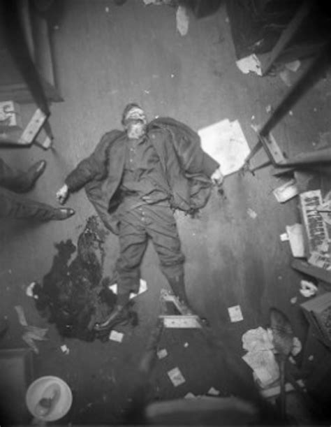 NSFW: Horrifying Crime Scene Photos from 1920s New York