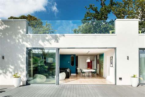 remodeled  bauhaus bungalow   stylish contemporary
