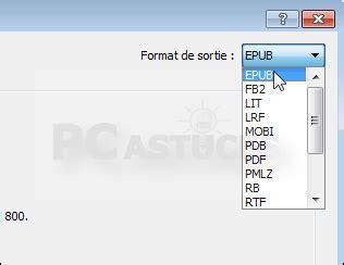 format epub sur android pc astuces convertir un pdf au format epub