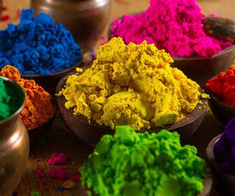 holi color powder celebrate holi with a colorful powder recipe