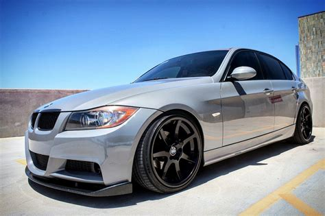 bmw slammed simple and clean slammed e90 328i jason s bmw