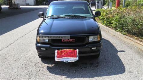 1997 gmc sonoma specs 1997 gmc sonoma car photo and specs