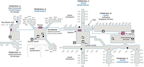 houston texas airport terminal map houston bush airport terminal map like success
