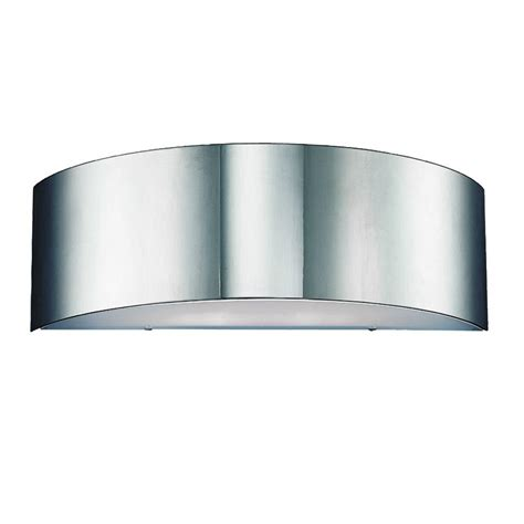 Eurofase Wall Sconce Eurofase Dervish Collection 1 Light Chrome Wall Sconce 20373 047 The Home Depot