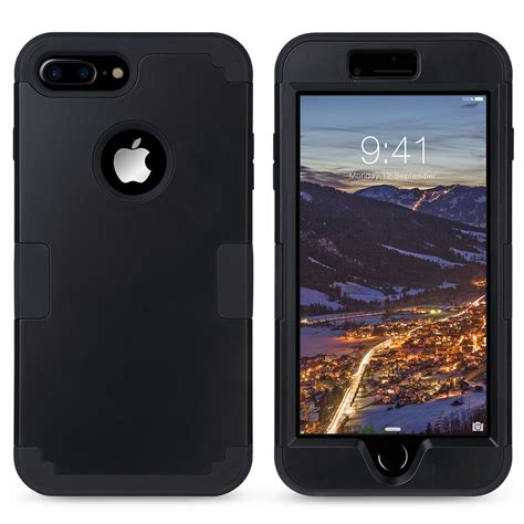 Protective Covers by Hybrid Heavy Duty Shockproof Protective For