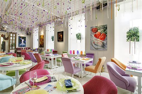 Cute Restaurant Themes | 22 inspirational restaurant interior designs