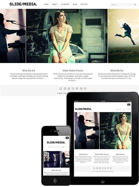 themes slideshow wordpress slide one wordpress theme internetexchange