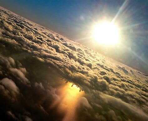 a breathtaking aerial view of the chicago skyline as