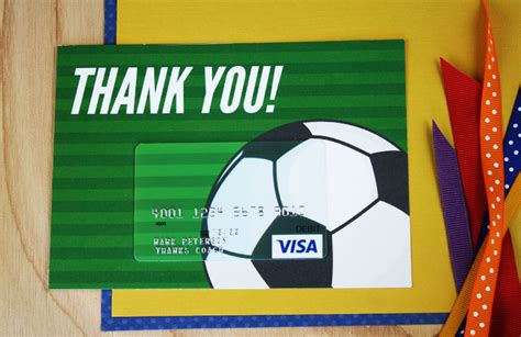 Does 7 11 Have Gift Cards - free printable this soccer gift for coach is a kick gcg