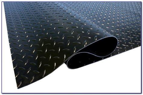 Vinyl Diamond Plate Garage Flooring   Flooring : Home