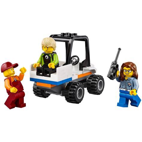 Dijamin Lego 60163 City Coast Guard Starter Set lego town sets city 60163 coast guard starter set new