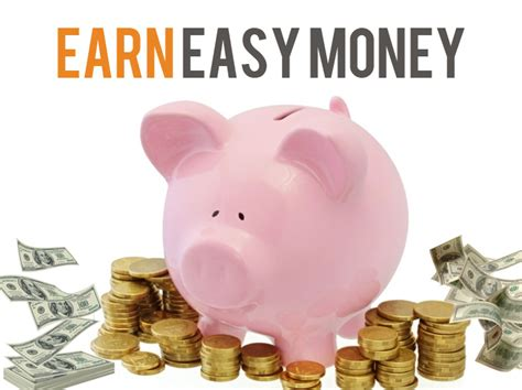 How Can I Make Money Fast And Easy Online - how to earn easy money through internet how to make money making from home