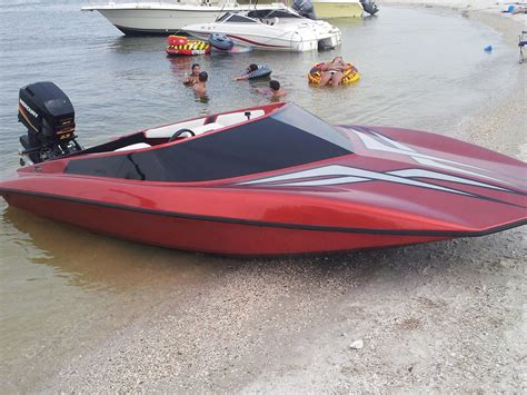 fast hydrostream boats late 80s to early 90s hydrostream virage way ahead of