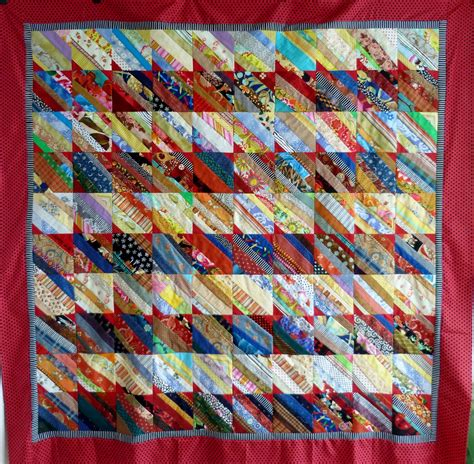 Scrappy Quilts by Lah Scrappy Quilt