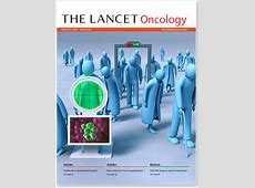 Lancet Oncology Cover Illustrations - Animated Healthcare Lancet Oncology