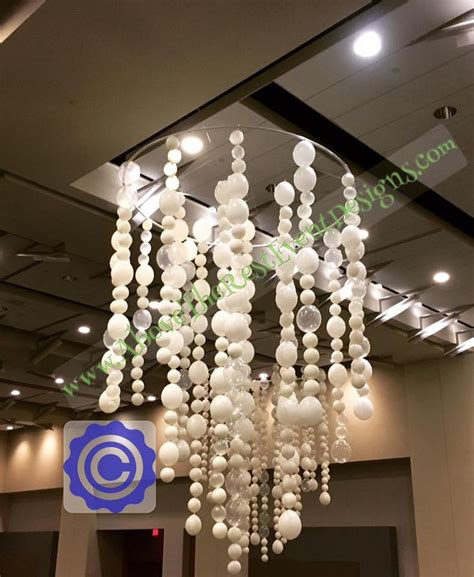 Hanging Decorations From Ceiling by 718 Best Balloon Ceilings Images On Ceiling