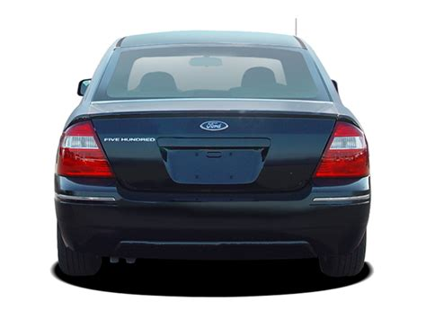 ford five hundred reviews 2005 ford five hundred reviews and rating motor trend