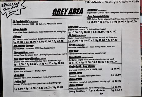 Gray Area by Coffeeshop Grey Area