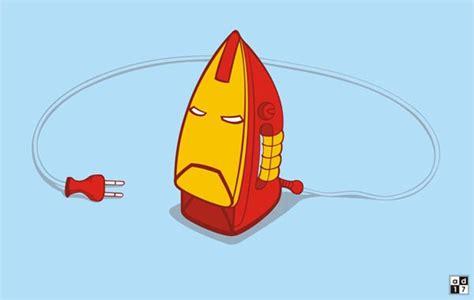 Tony Stark S House Fun Iron Man 2 T Shirt Gadgetsin